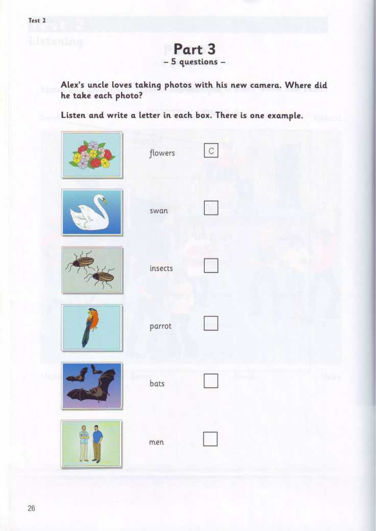 Tests Flyers 3 book-25