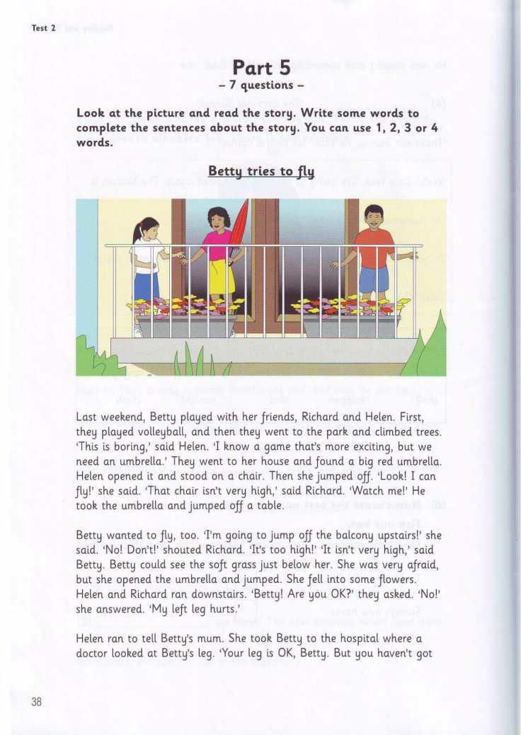 Tests Flyers 3 book-37