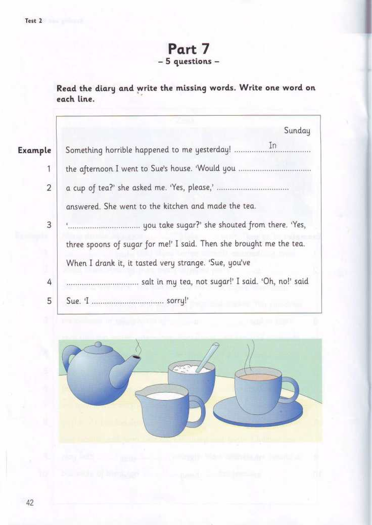 Tests Flyers 3 book-41